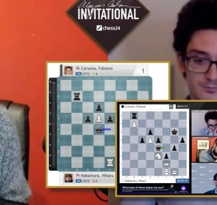 Magnus Carlsen Invitational: Тет-а-тет для Накамуры