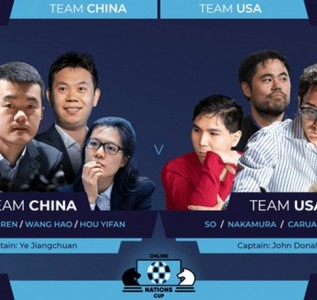 China vs USA: На кону Кубок наций